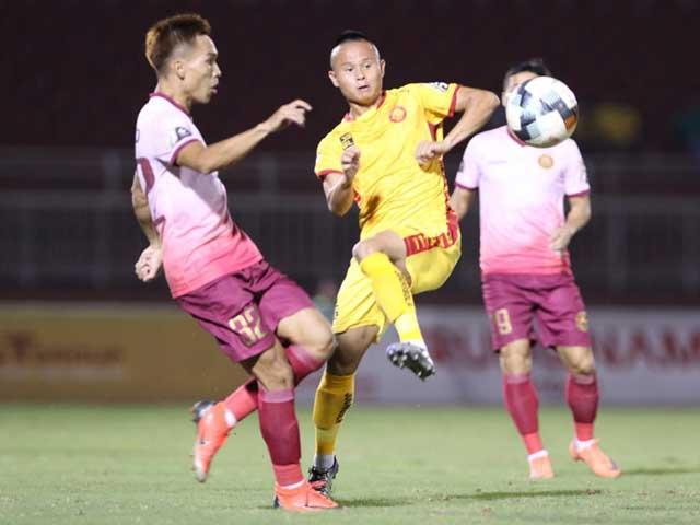 Dự đoán kết quả Sài Gòn vs Nam Định